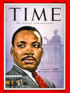 """""""We are not makers of history, we are made by history""""-Martin Luther King, Jr. (http://www.brainyquote.com/quotes/quotes/m/martinluth115052.html#ldIZhbUdtrHucE1x.99)"""