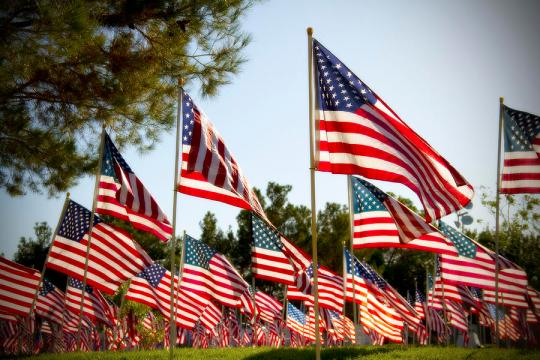 May we all be grateful for our country.