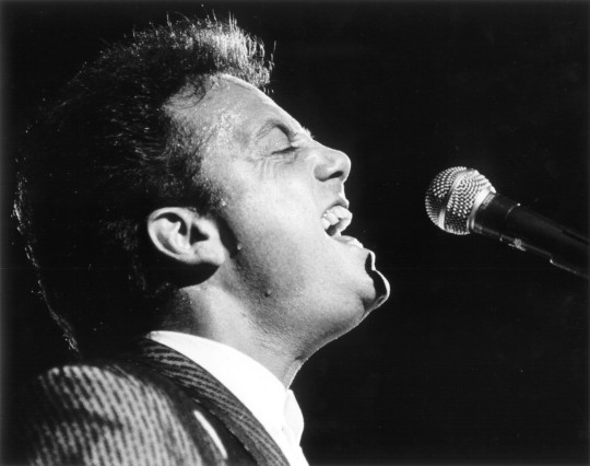 """I think music in itself is healing.  It's an explosive expression of humanity.  It's something we are all touched by.  No matter what culture we're from, everyone loves music""- Billy Joel"